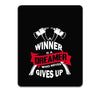 Winner is Dreamer Mouse Pad