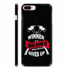 Winner is Dreamer Back Cover for Apple iPhone 8 Plus