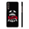 Winner is Dreamer Back Cover for Huawei P20 Pro