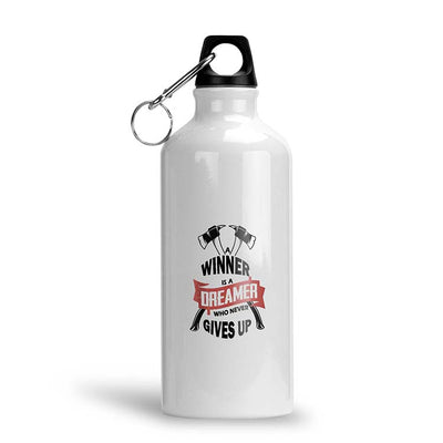 Winner is Dreamer Water Bottle