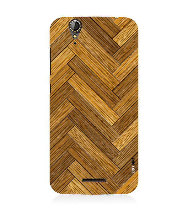Wood Pattern Back Cover for Acer Liquid Zade 630