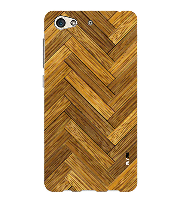 Wood Pattern Back Cover for Gionee S10