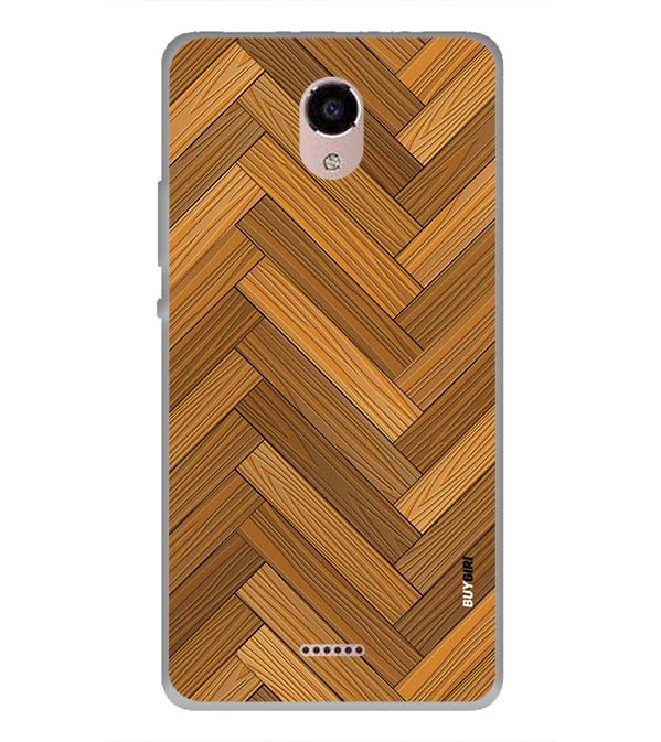 Wood Pattern Back Cover for Panasonic Eluga RayX