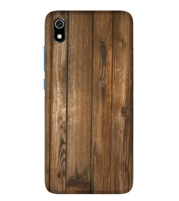 Wooden Pattern Back Cover for Xiaomi Redmi 7A