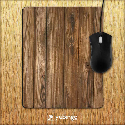 Wooden Pattern Mouse Pad-Image2