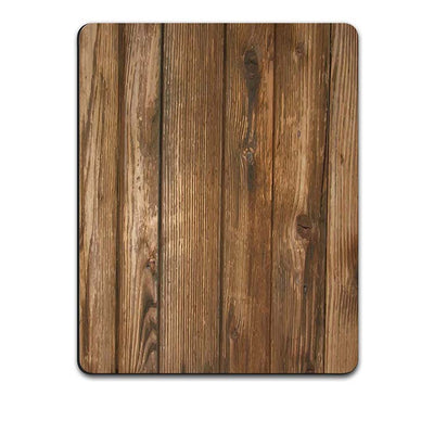 Wooden Pattern Mouse Pad