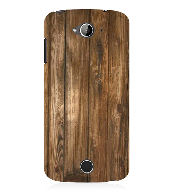 Wooden Pattern Back Cover for Acer Liquid Zade 530