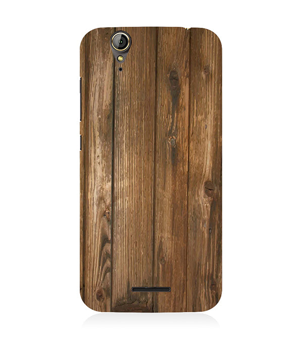 Wooden Pattern Back Cover for Acer Liquid Zade 630