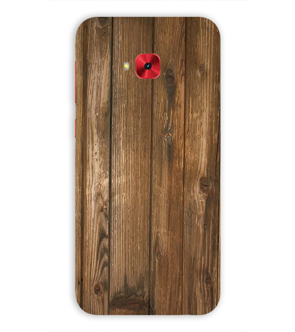 Wooden Pattern Back Cover for Asus Zenfone 4 Selfie Pro ZD552KL