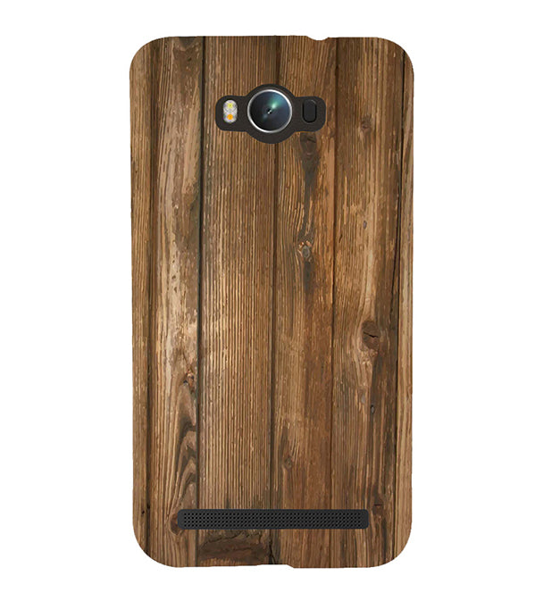 Wooden Pattern Back Cover for Asus Zenfone Max ZC550KL