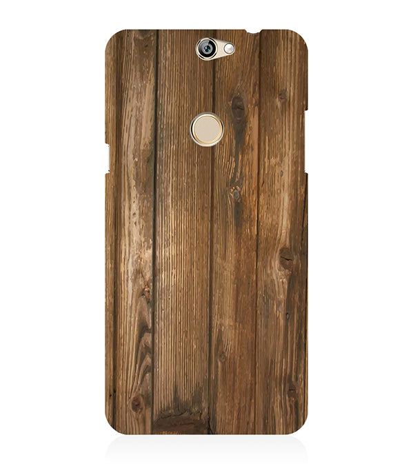 Wooden Pattern Back Cover for Coolpad Max