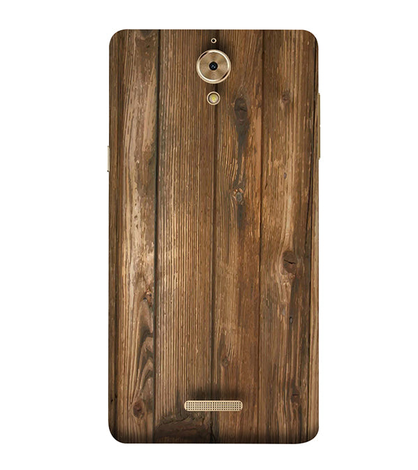 Wooden Pattern Back Cover for Coolpad Mega 2.5D