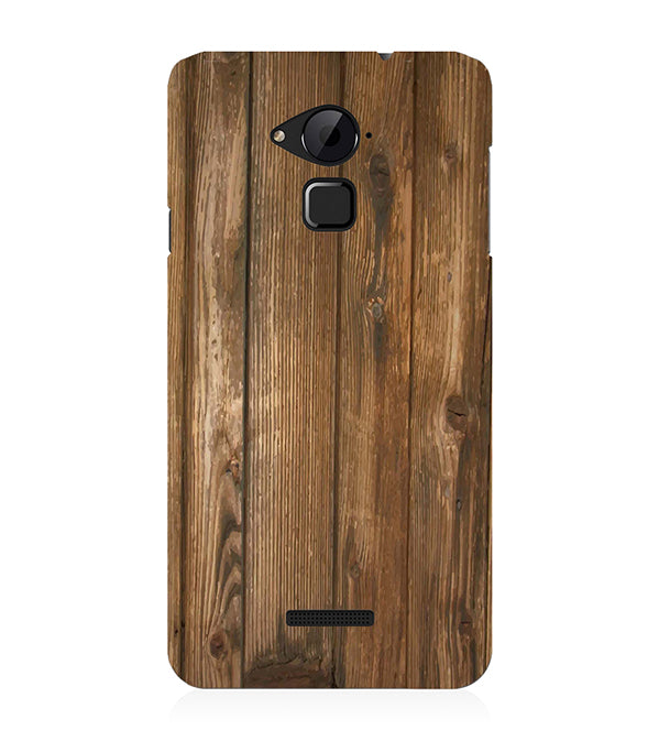 Wooden Pattern Back Cover for Coolpad Note 3