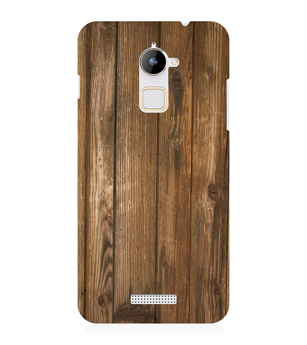 Wooden Pattern Back Cover for Coolpad Note 3 Lite