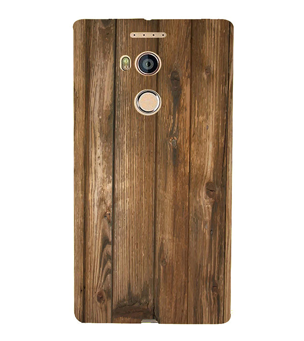 Wooden Pattern Back Cover for Gionee Elife E8