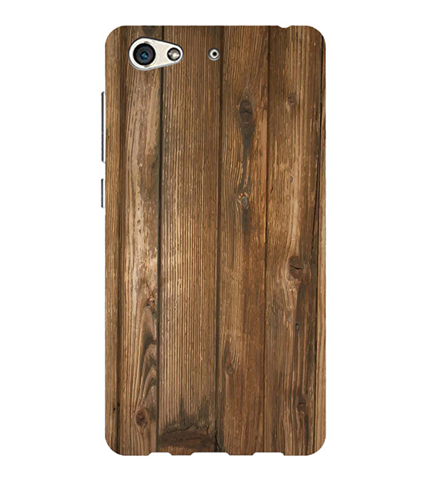 Wooden Pattern Back Cover for Gionee S10