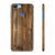 Wooden Pattern Back Cover for Huawei Honor 9 Lite