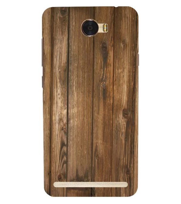 Wooden Pattern Back Cover for Huawei Honor Bee 2 :: Huawei Y3 2