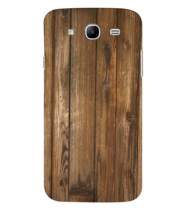 Wooden Pattern Back Cover for Samsung Galaxy Mega 5.8 I9150