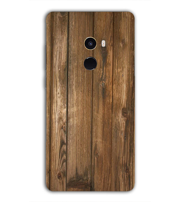 Wooden Pattern Back Cover for Xiaomi Mix 2
