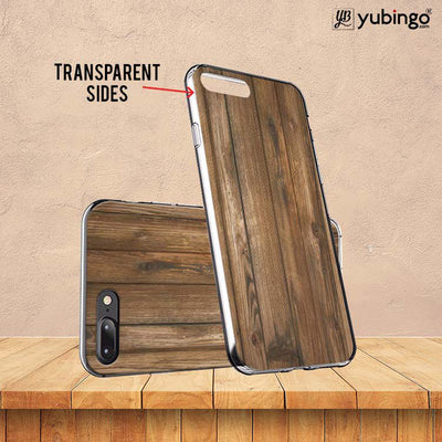 Wooden Pattern Soft Silicone Back Cover for Huawei Y9 (2019)-Image3