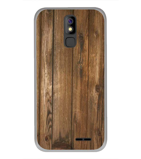 Wooden Pattern Back Cover for Panasonic P100