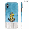 You Are My Anchor Back Cover for Apple iPhone X
