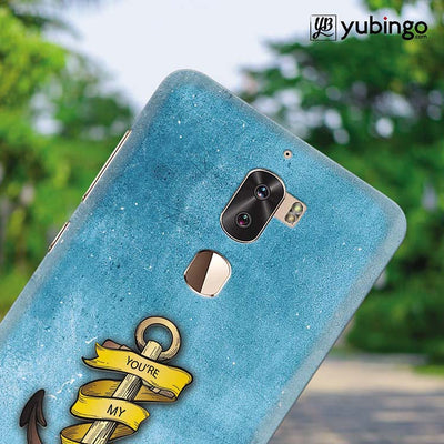 You Are My Anchor Back Cover for Coolpad Cool 1-Image4