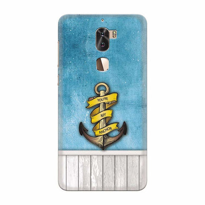 You Are My Anchor Back Cover for Coolpad Cool 1
