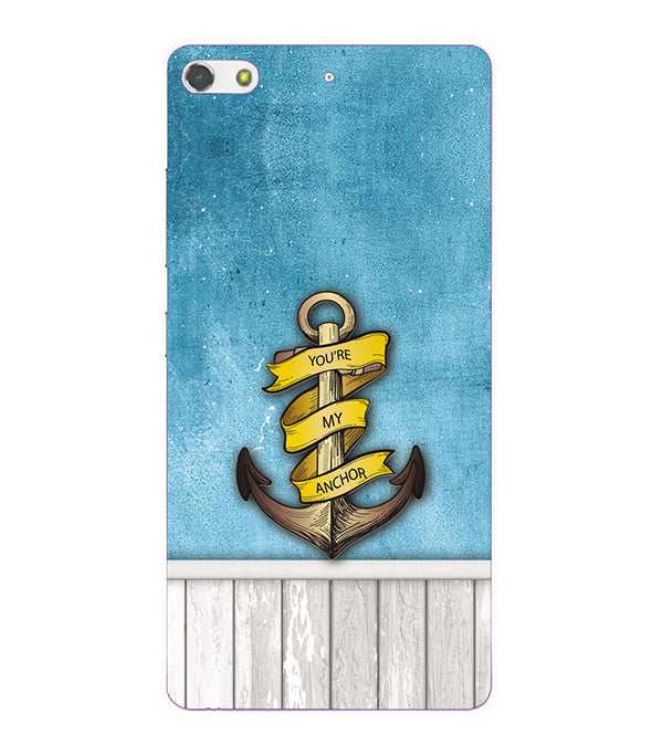 You Are My Anchor Back Cover for Gionee Elife S7