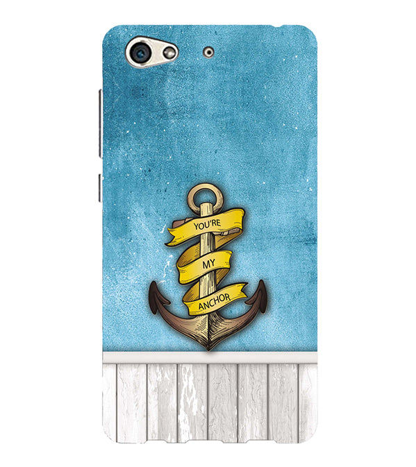 You Are My Anchor Back Cover for Gionee S10