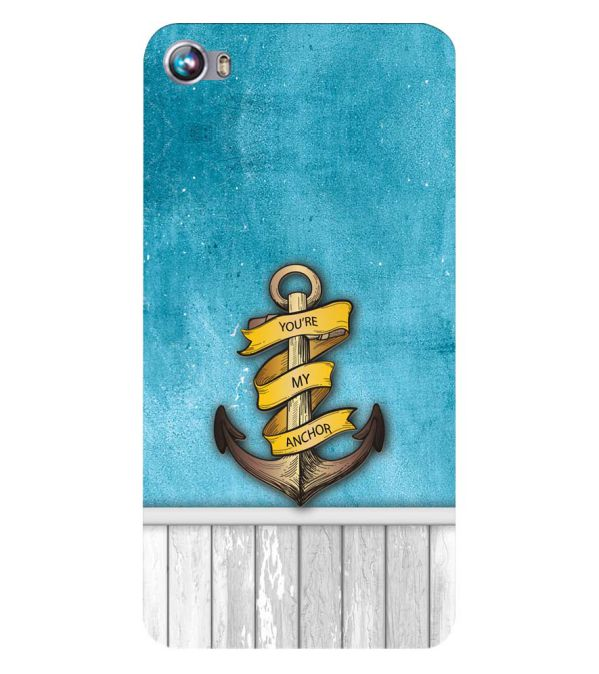 You Are My Anchor Back Cover for Micromax Canvas Fire 4 A107
