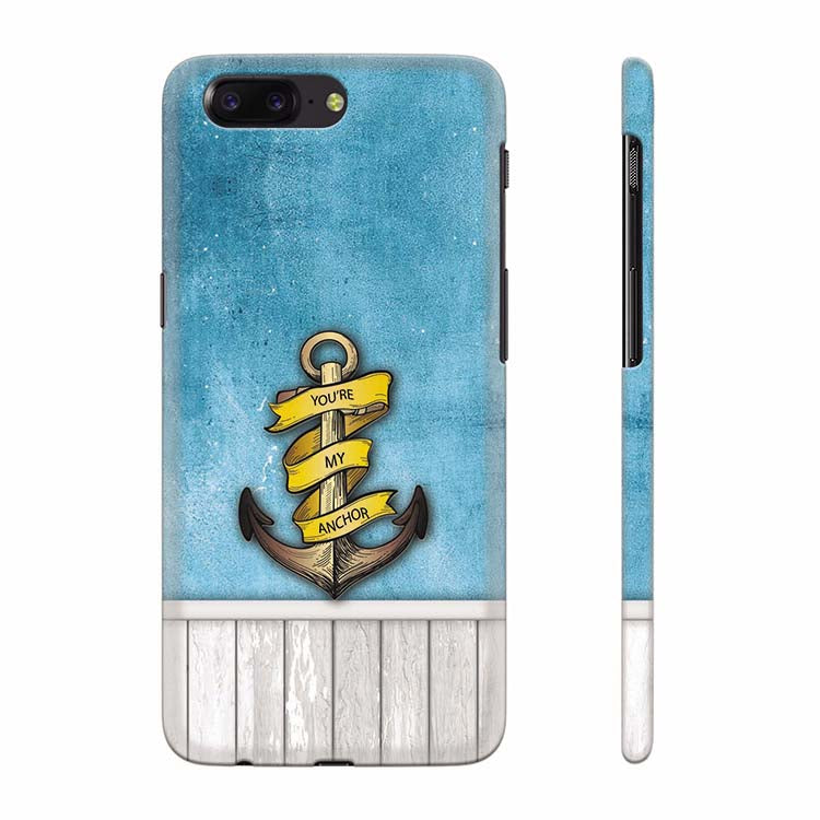 You Are My Anchor Back Cover for OnePlus 5