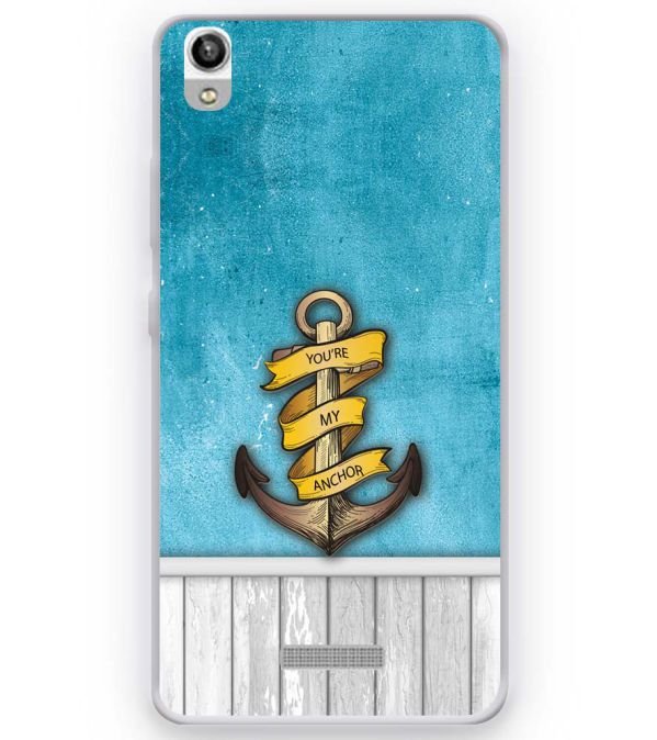 promo code 6d90d 01f22 YuBingo - Buy You Are My Anchor Customized Case for Lava Pixel V1 in ...