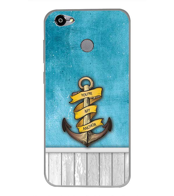 You Are My Anchor Back Cover for Smartron TPhone (P)