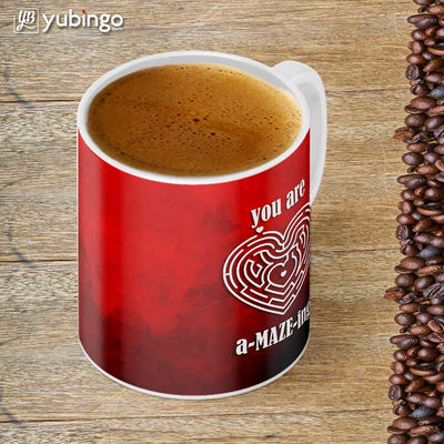 Your Are Amazing Coffee Mug-Image4