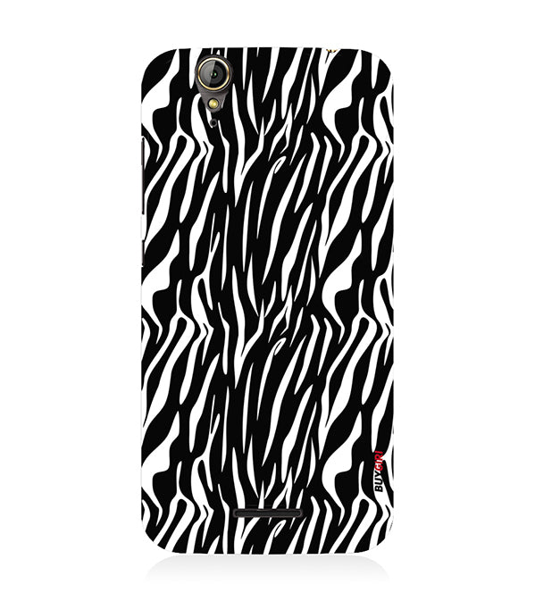 Zebra Stripes Back Cover for Acer Liquid Zade 630