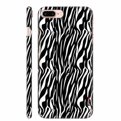 Zebra Stripes Back Cover for Apple iPhone 8 Plus