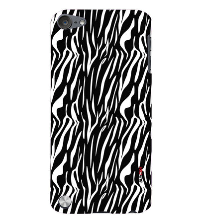 Zebra Stripes Back Cover for Apple iPod Touch 5