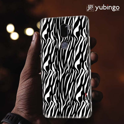 Zebra Stripes Back Cover for Coolpad Cool 1-Image2