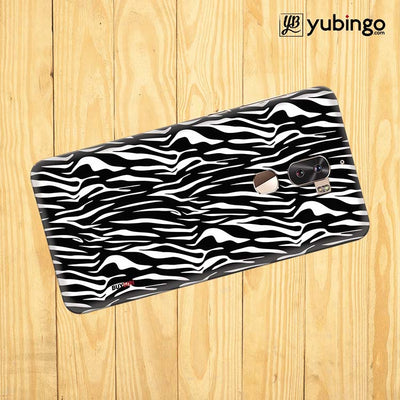 Zebra Stripes Back Cover for Coolpad Cool 1-Image3