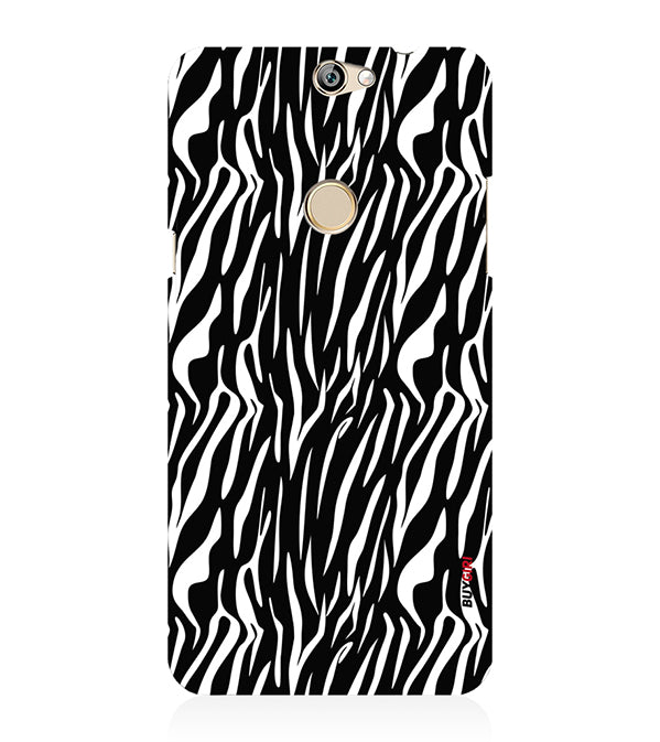 Zebra Stripes Back Cover for Coolpad Max