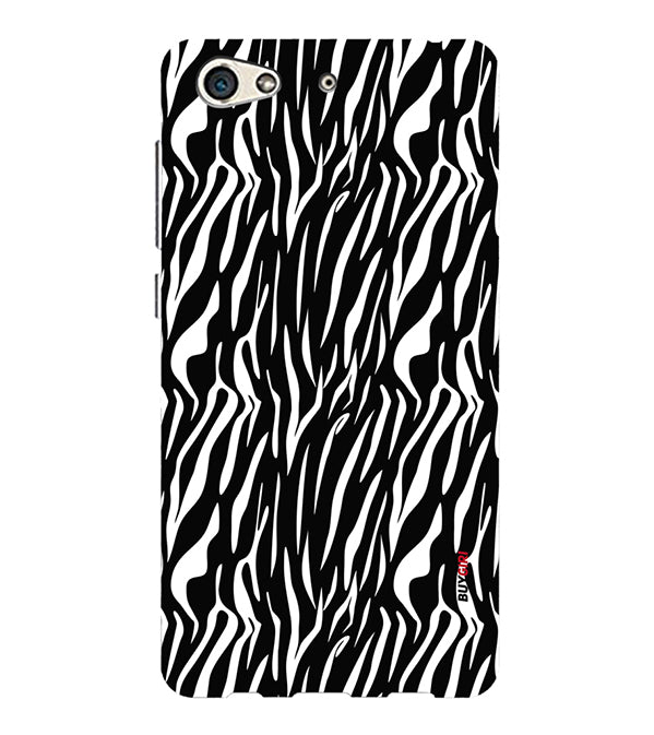 Zebra Stripes Back Cover for Gionee S10