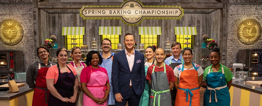 Spring Into Baking With The Spring Baking Championship