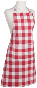 Picnic Red Stripe Apron