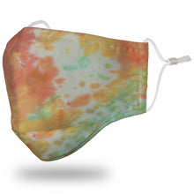 "Kids ""Tie-Dyed"" Multi-Color Face Mask"