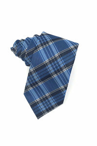 Madison Plaid Necktie