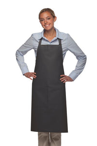 Hunter Green 1 Pocket Adjustable Butcher Apron