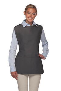 Charcoal 2 Pocket Cobbler Apron