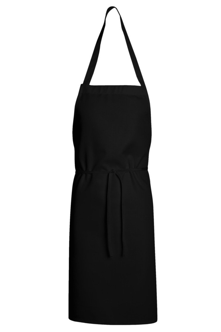 Standard Bib Apron (No Pockets)